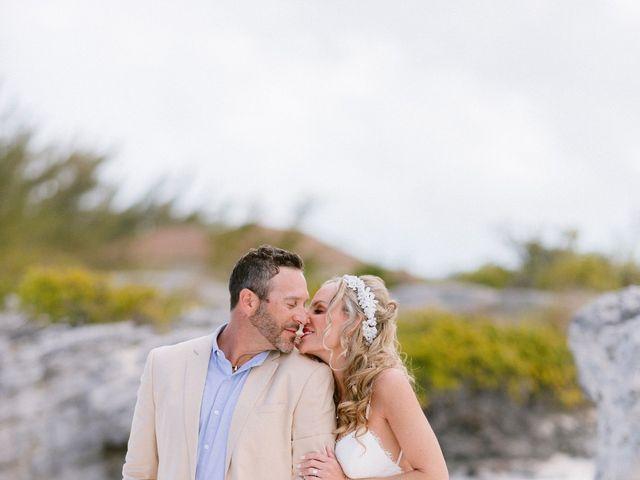 Jason and Leigh Ann's Wedding in Great Exuma, Bahamas 26