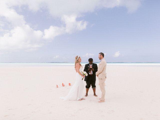 Jason and Leigh Ann's Wedding in Great Exuma, Bahamas 34