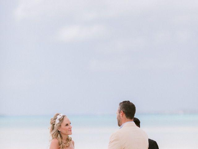 Jason and Leigh Ann's Wedding in Great Exuma, Bahamas 35
