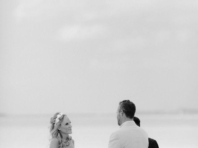 Jason and Leigh Ann's Wedding in Great Exuma, Bahamas 36