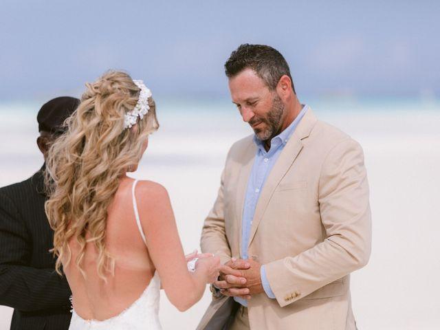 Jason and Leigh Ann's Wedding in Great Exuma, Bahamas 38