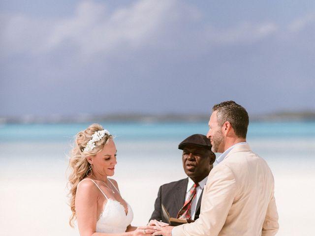 Jason and Leigh Ann's Wedding in Great Exuma, Bahamas 42