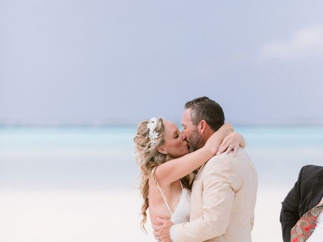 Jason and Leigh Ann's Wedding in Great Exuma, Bahamas 44
