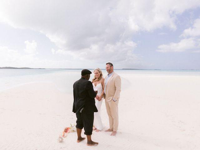 Jason and Leigh Ann's Wedding in Great Exuma, Bahamas 45