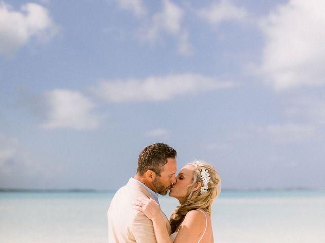 Jason and Leigh Ann's Wedding in Great Exuma, Bahamas 46