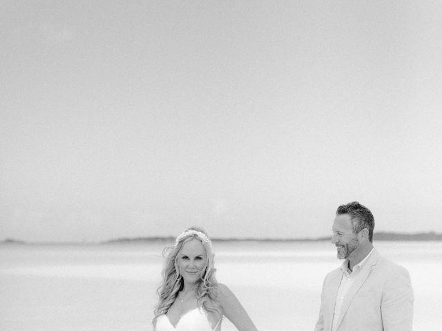 Jason and Leigh Ann's Wedding in Great Exuma, Bahamas 47