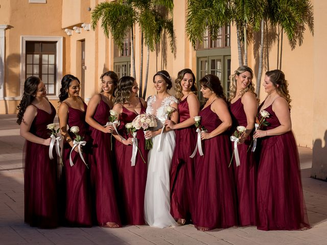 Francis and Heather's Wedding in Miami, Florida 9