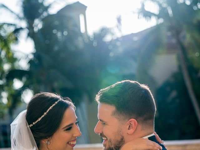 Francis and Heather's Wedding in Miami, Florida 16