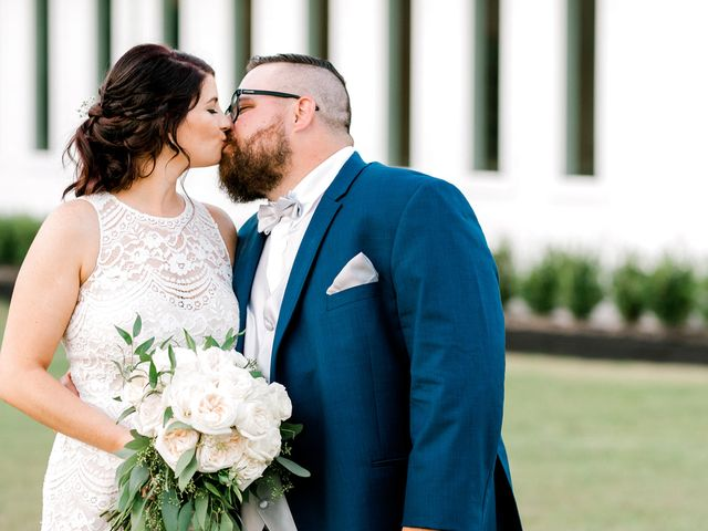 The wedding of Ashleigh and Tyler