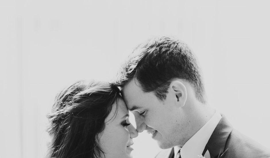 Connor and Amanda's Wedding in Denison, Texas