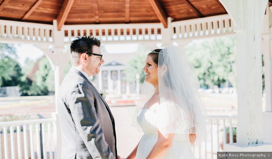 Dean and Amanda's Wedding in Neenah, Wisconsin