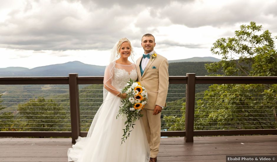 Mavist and Alli's Wedding in Hunter, New York