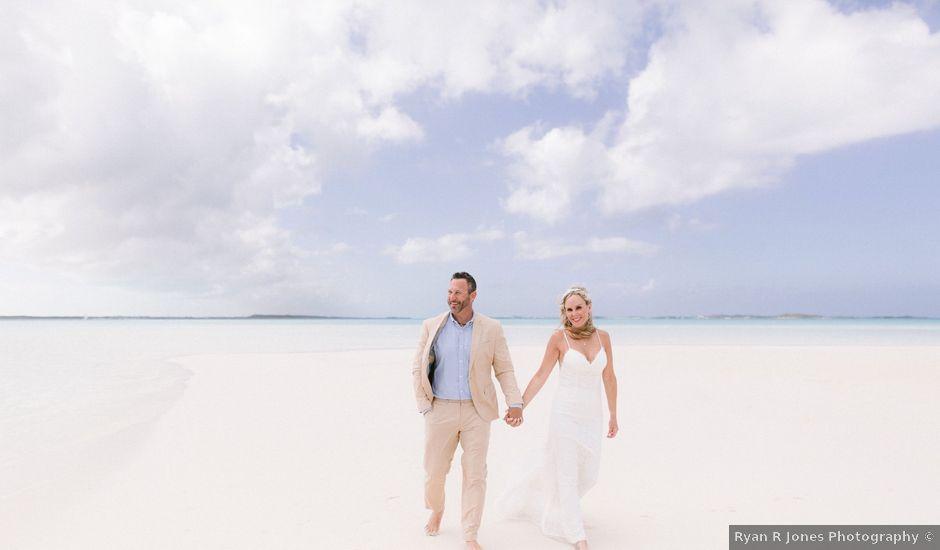 Jason and Leigh Ann's Wedding in Great Exuma, Bahamas