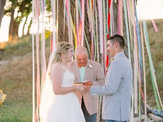 Brylie and Logan's Wedding in Junction, Texas 11