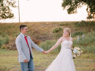 Brylie and Logan's Wedding in Junction, Texas 13
