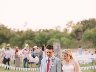 Brylie and Logan's Wedding in Junction, Texas 14