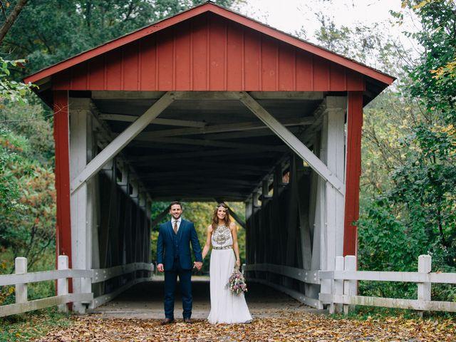 Liza and Cory's Wedding in Akron, Ohio 5