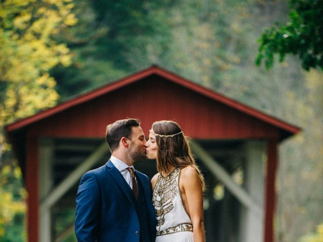 Liza and Cory's Wedding in Akron, Ohio 6