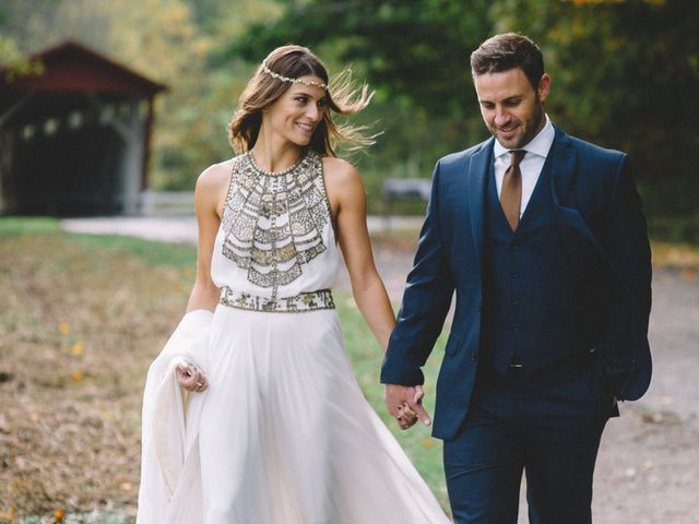 Liza and Cory's Wedding in Akron, Ohio 7