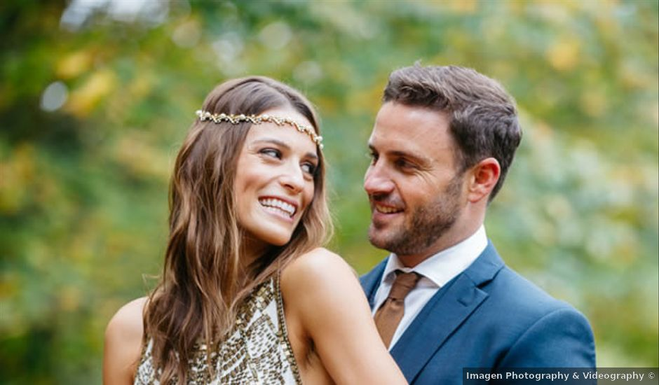 Liza and Cory's Wedding in Akron, Ohio