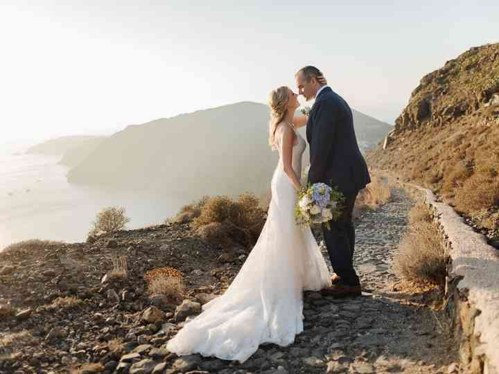 The wedding of Margot and Rayan