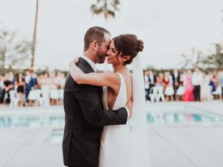 The wedding of Ryann and Shane
