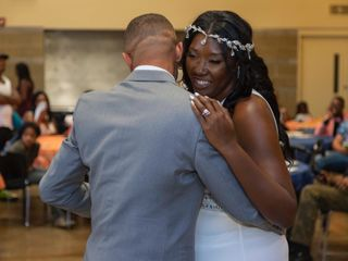The wedding of Taliea and Khalil 3