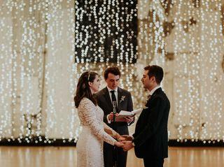 The wedding of Katie and Ben 1