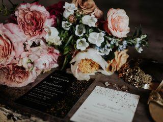 The wedding of Katie and Ben 2