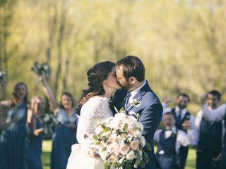 The wedding of Stacy and Matt