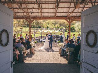The wedding of Stacy and Matt 1