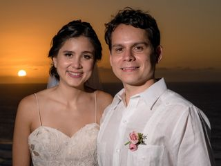 The wedding of Sara and Andres 2