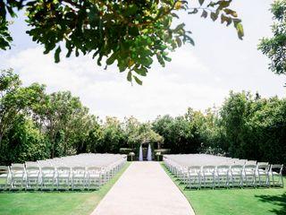 The wedding of Ariana and Gene 2