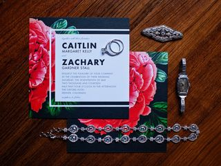 The wedding of Zach and Cailtin 2