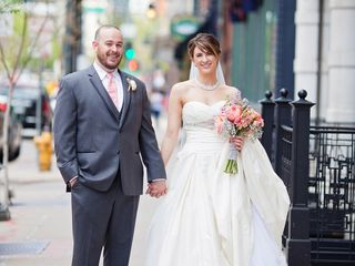 The wedding of Zach and Cailtin 1