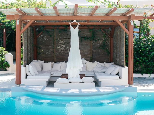 Rayan and Margot's Wedding in Santorini, Greece 1