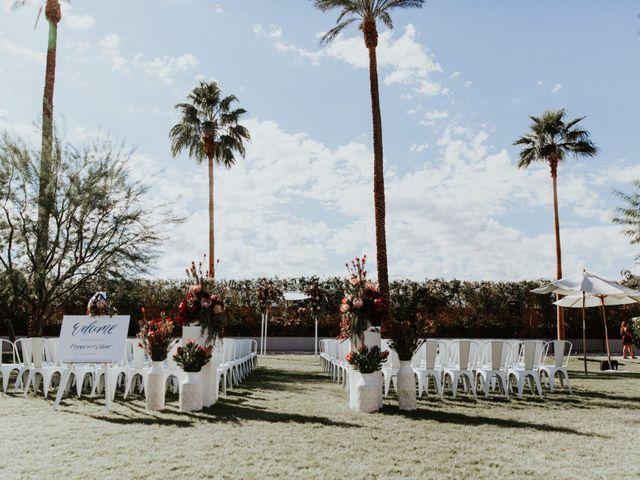 Shane and Ryann's Wedding in La Quinta, California 3