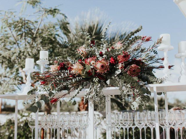 Shane and Ryann's Wedding in La Quinta, California 6