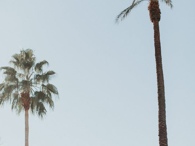 Shane and Ryann's Wedding in La Quinta, California 8