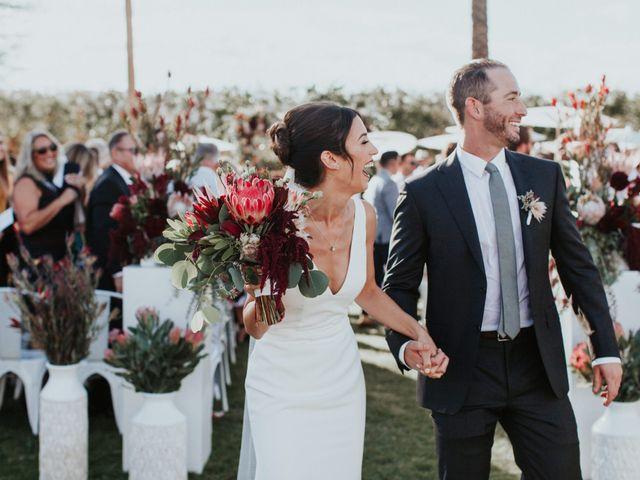 Shane and Ryann's Wedding in La Quinta, California 9