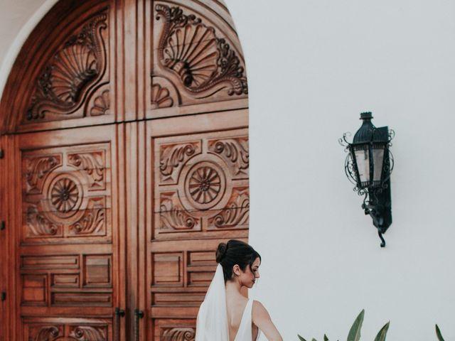 Shane and Ryann's Wedding in La Quinta, California 12