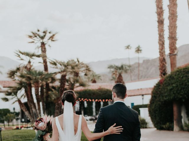 Shane and Ryann's Wedding in La Quinta, California 14