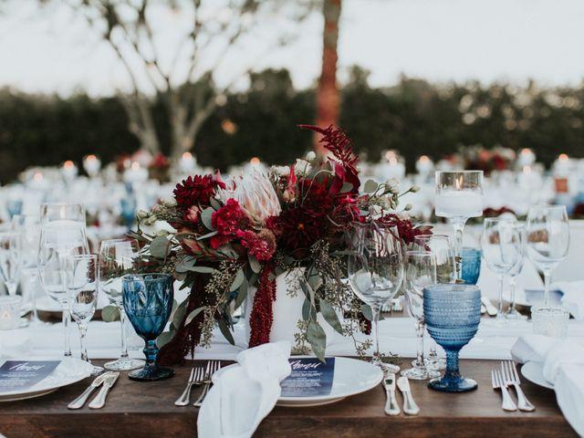 Shane and Ryann's Wedding in La Quinta, California 18
