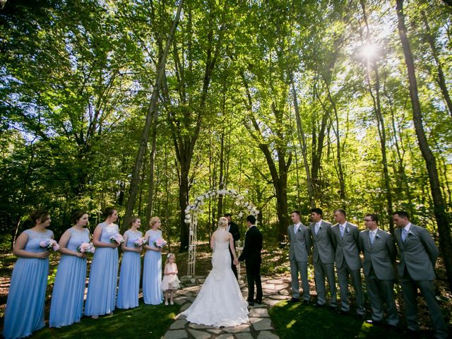 Kaleb and Ashley's Wedding in Benton Harbor, Michigan 1