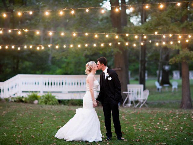 Kaleb and Ashley's Wedding in Benton Harbor, Michigan 2