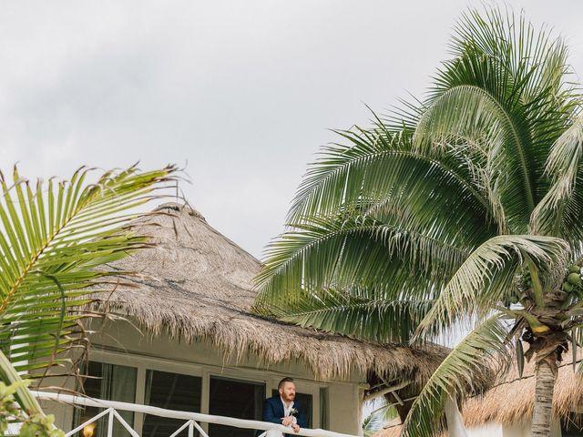Rachel and Alan's Wedding in Tulum, Mexico 18