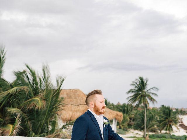 Rachel and Alan's Wedding in Tulum, Mexico 21