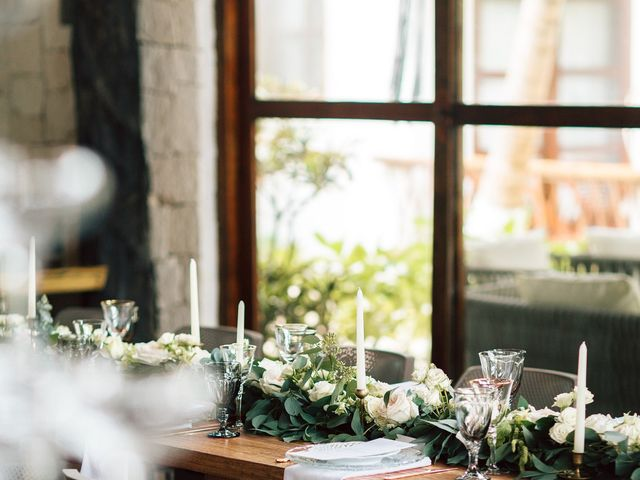 Rachel and Alan's Wedding in Tulum, Mexico 28