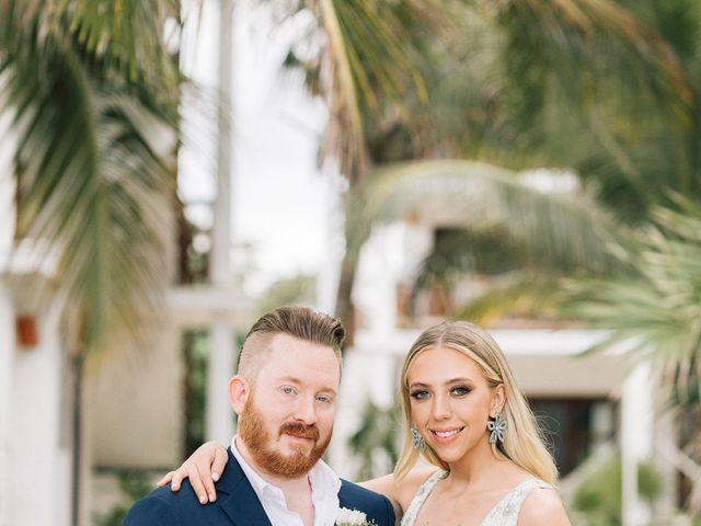 Rachel and Alan's Wedding in Tulum, Mexico 46
