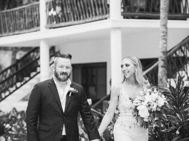 Rachel and Alan's Wedding in Tulum, Mexico 47